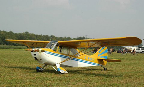 Jerry's Aeronca Champ