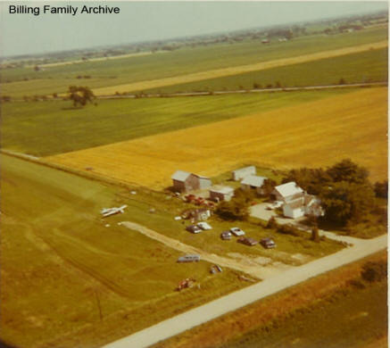 Jerry Billing Air Strip 1970